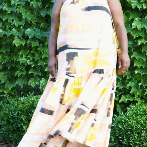 Lane Bryant Dresses & Skirts - Full length sleeveless maxi dress
